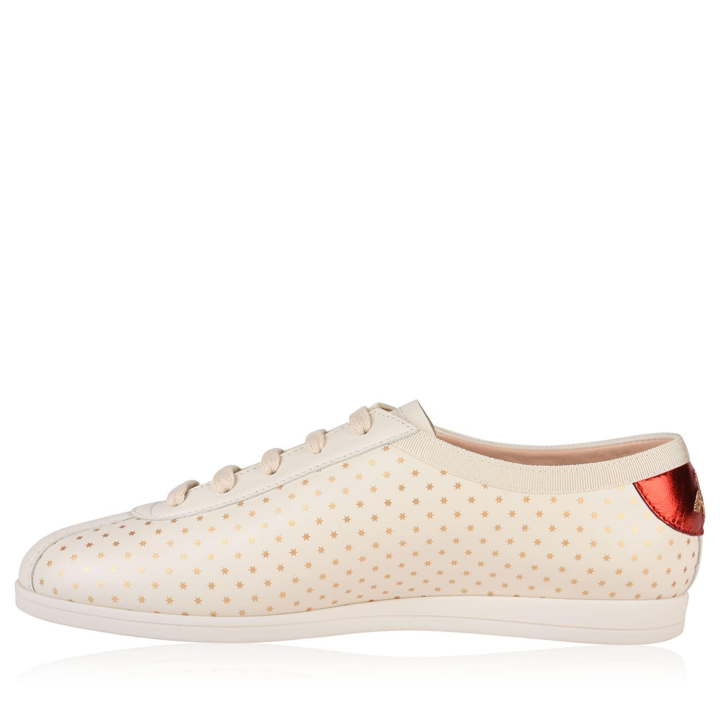 b00201f2917 Gucci - Multicolor Falacer Guccy Trainers - Lyst. View fullscreen