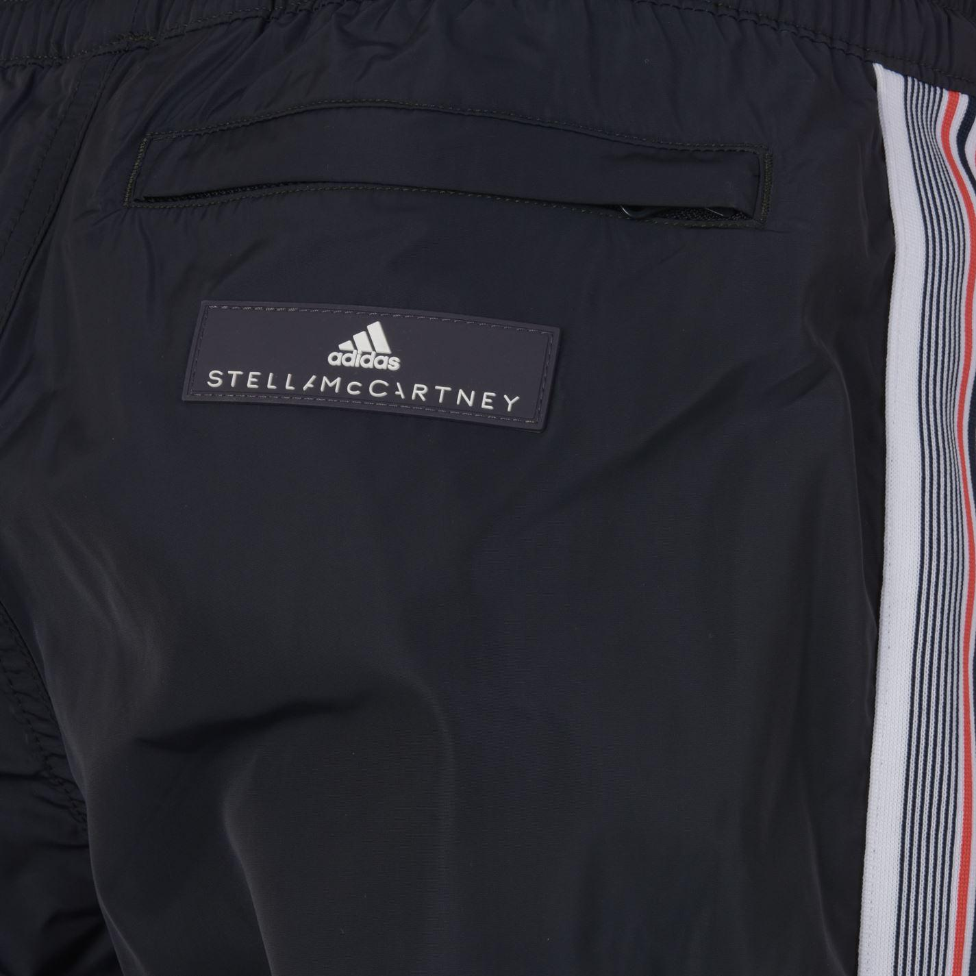 Lyst Adidas By Stella azul Mccartney Adidas Pantalones Popper de chándal Popper en azul f3a79fd - hvorvikankobe.website
