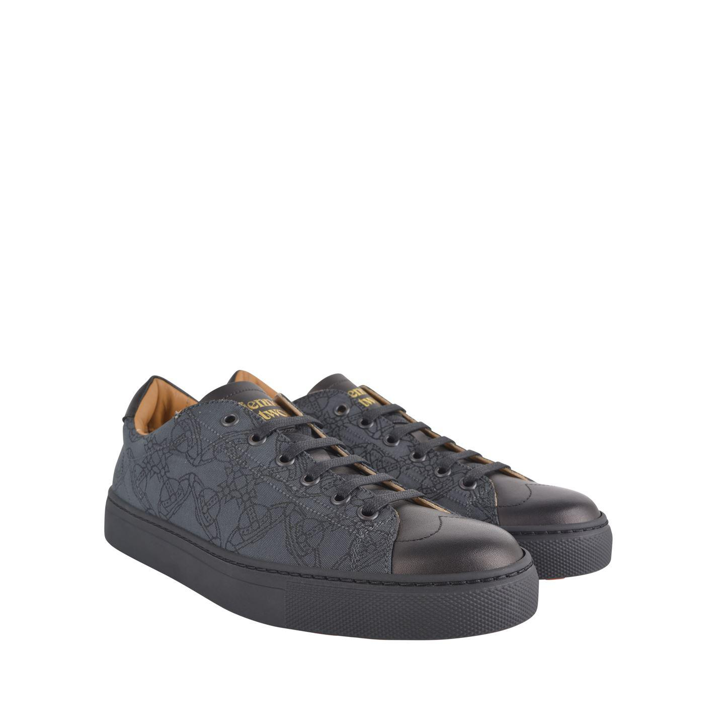 Vivienne Westwood Leather Jacquard