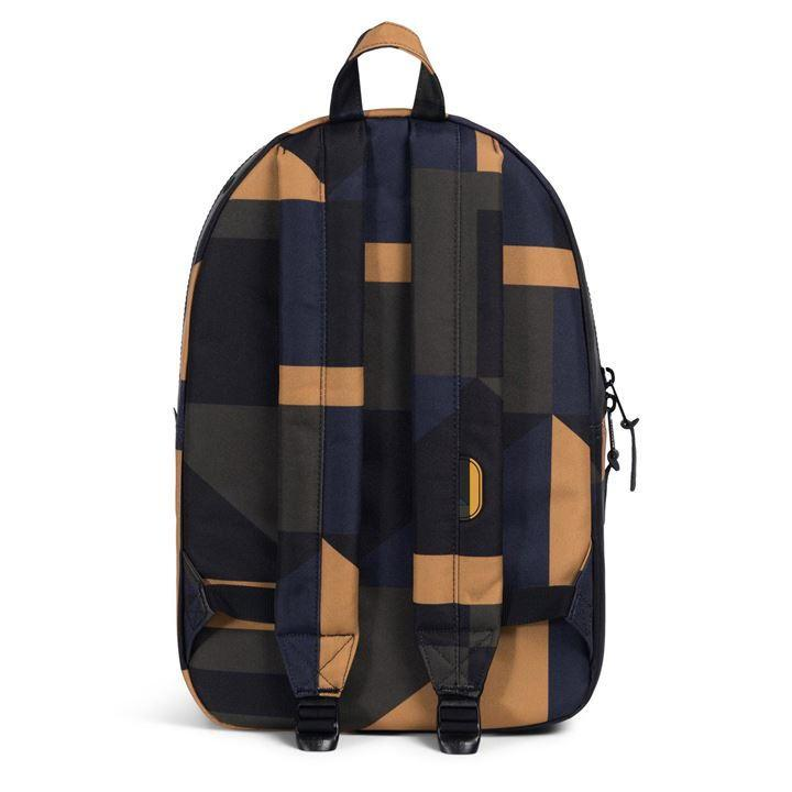 Herschel Supply Co. Rubber Settlement Backpack in Blue for Men