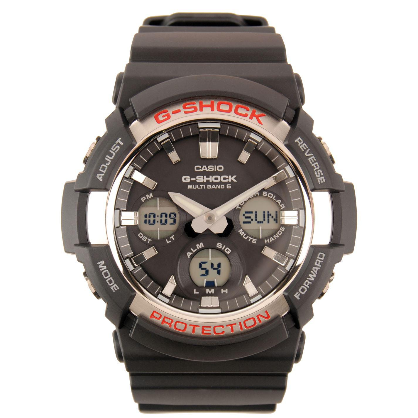 9894881c17d G-Shock Gaw 100 Watch in Black for Men - Lyst