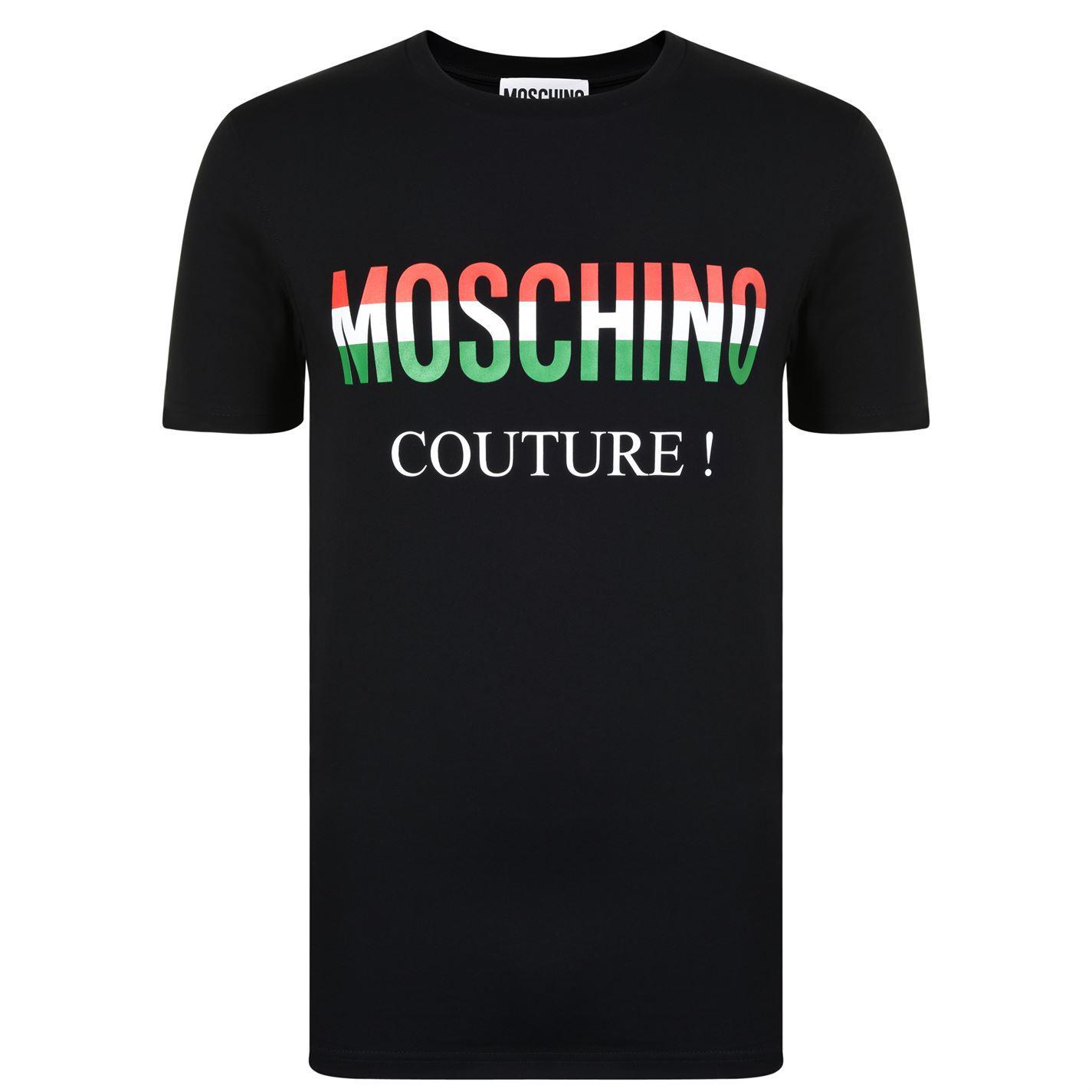 Moschino Couture Crewneck Sweatshirt Light Grey