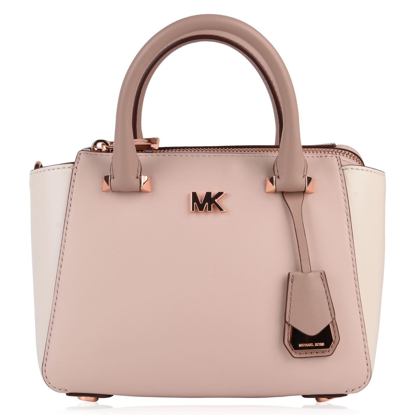 Mk Motto Messenger Bag