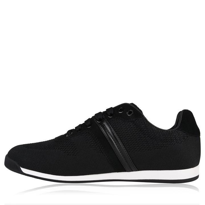 Maze Low Top Knit Trainers