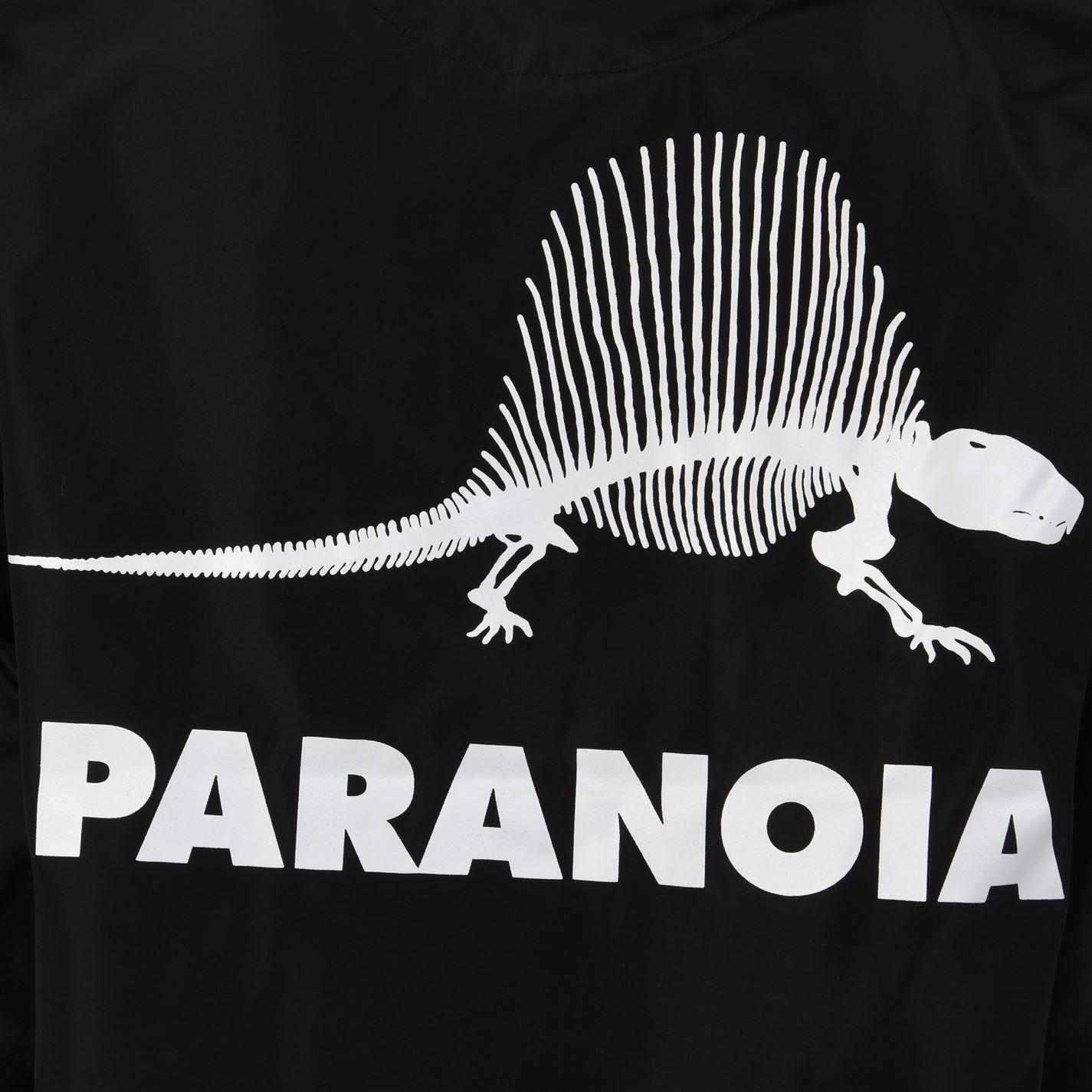 Ashley Williams Synthetic Parasourus Coach Jacket in Black for Men
