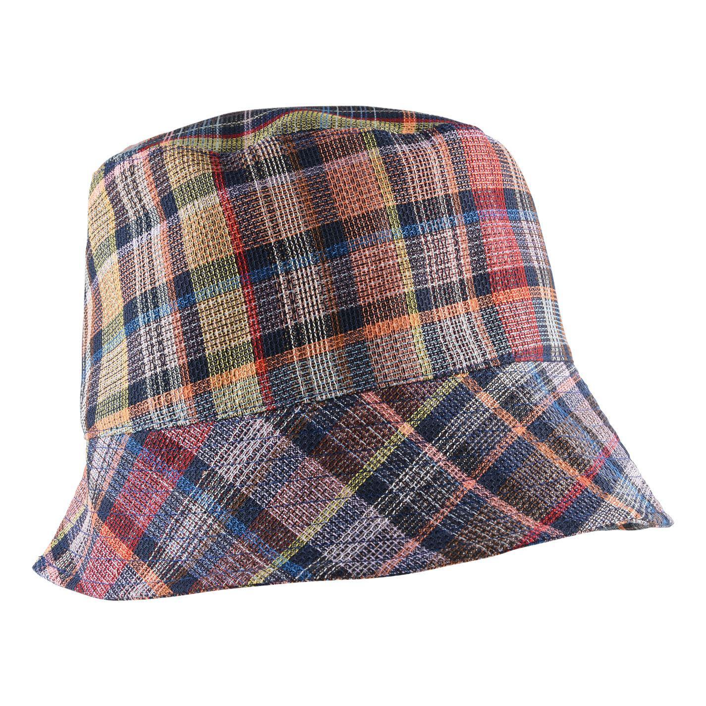 Lyst - Missoni Bucket Hat in Blue d42d20e7a62