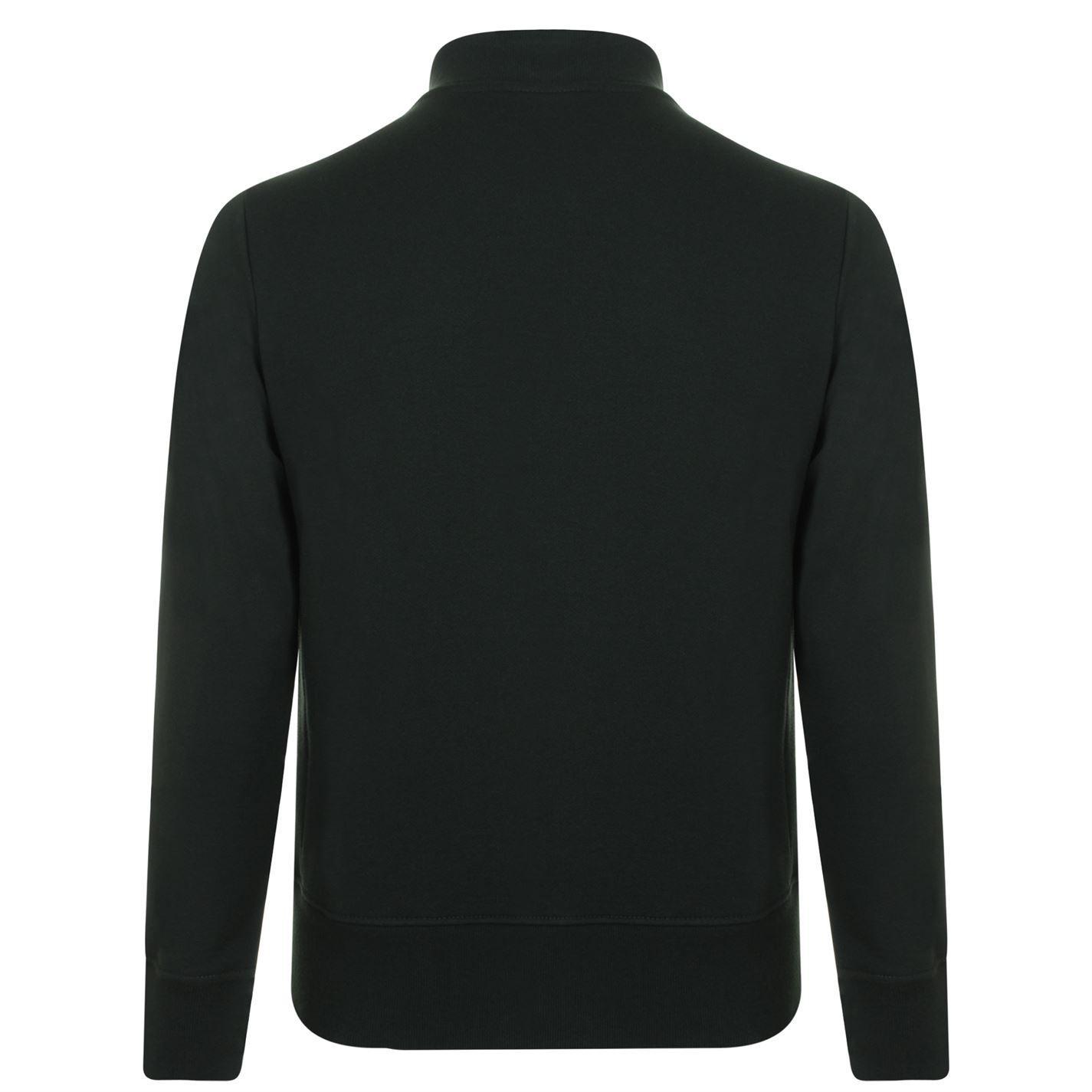 Paul Smith Cotton Baseball Jacket in Khaki (Black) for Men