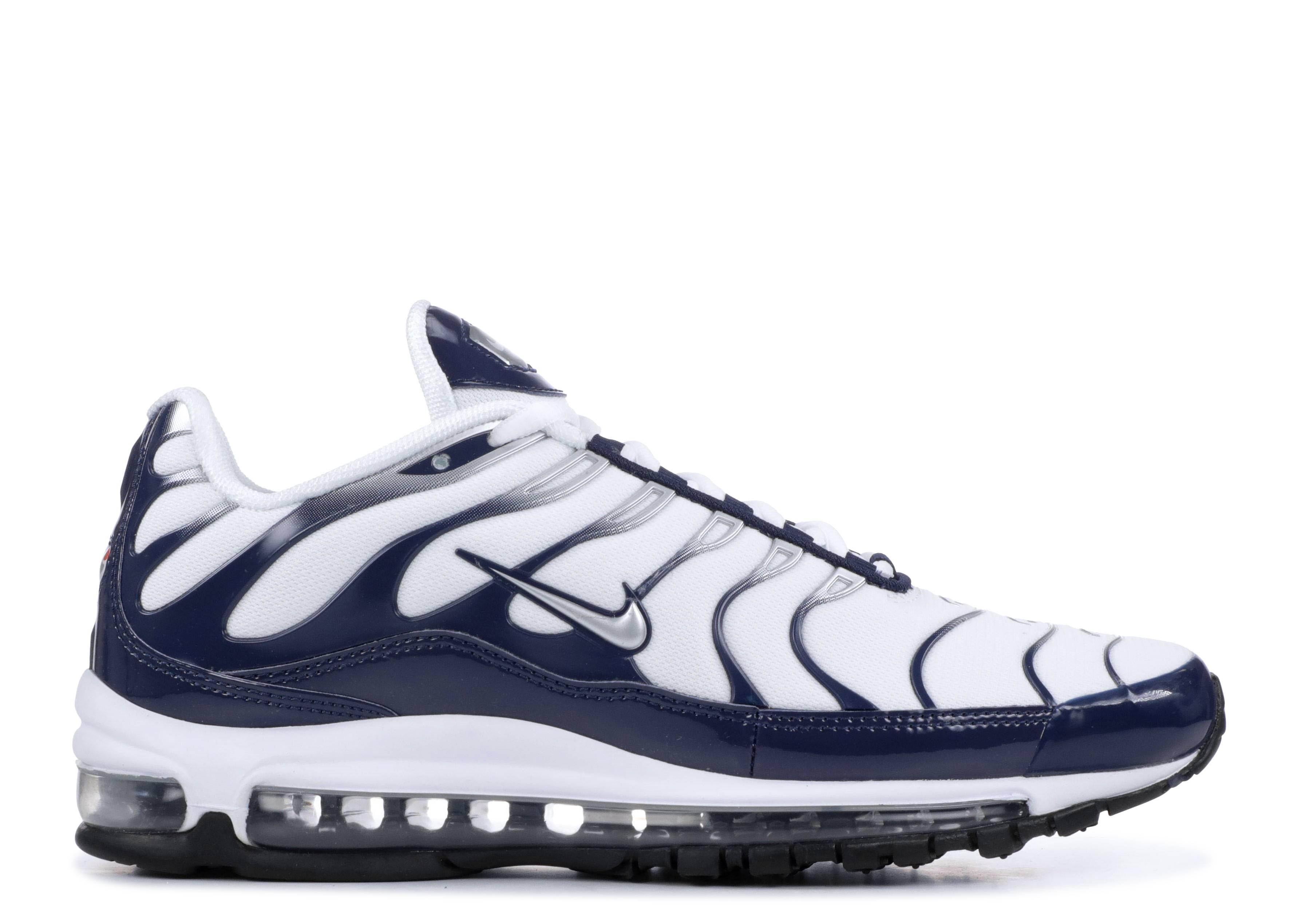 Nike Air Max 97 Plus Shoe in Blue