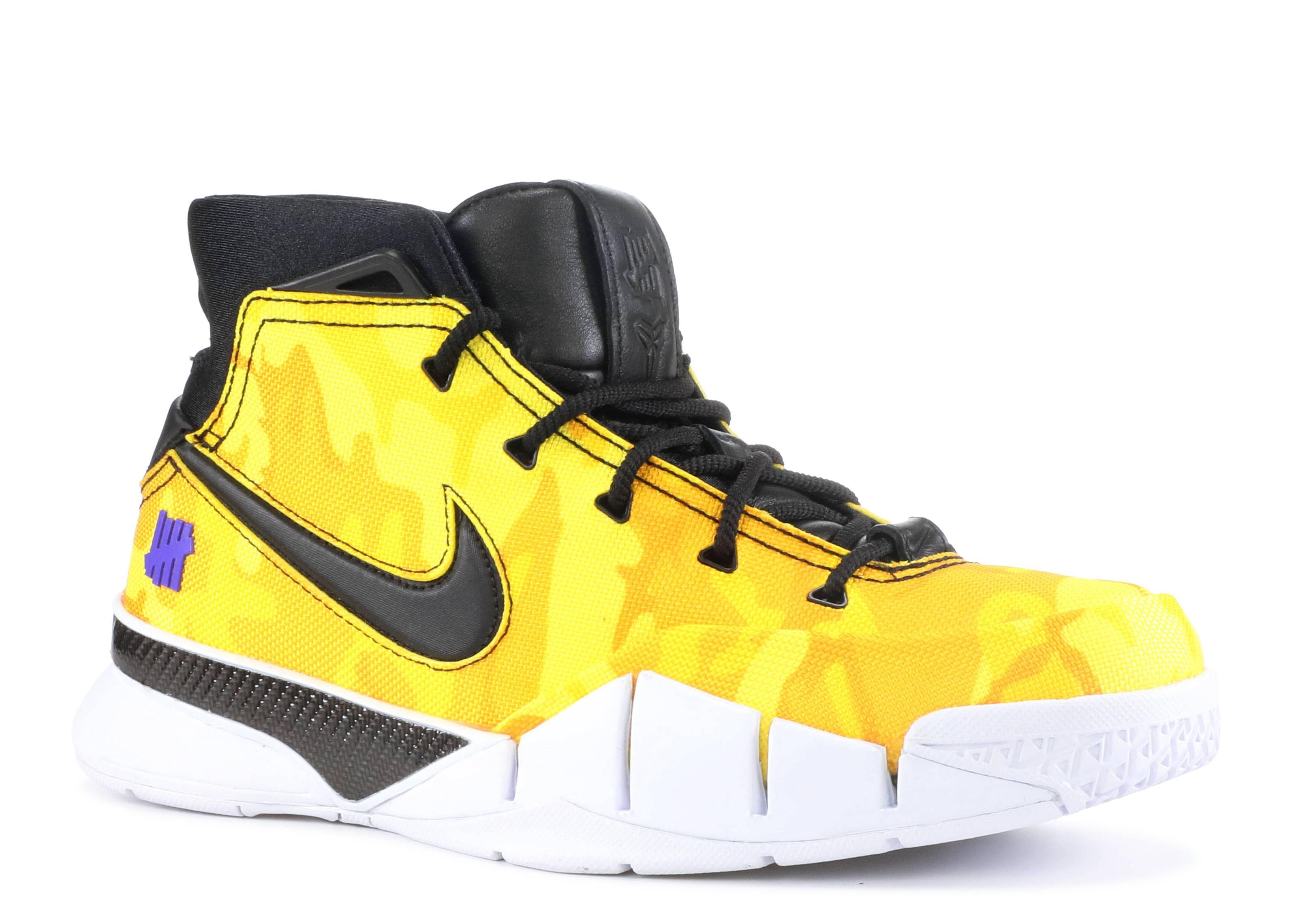 Nike Kobe 1 Protro Undftd Pe 'lebron Pe