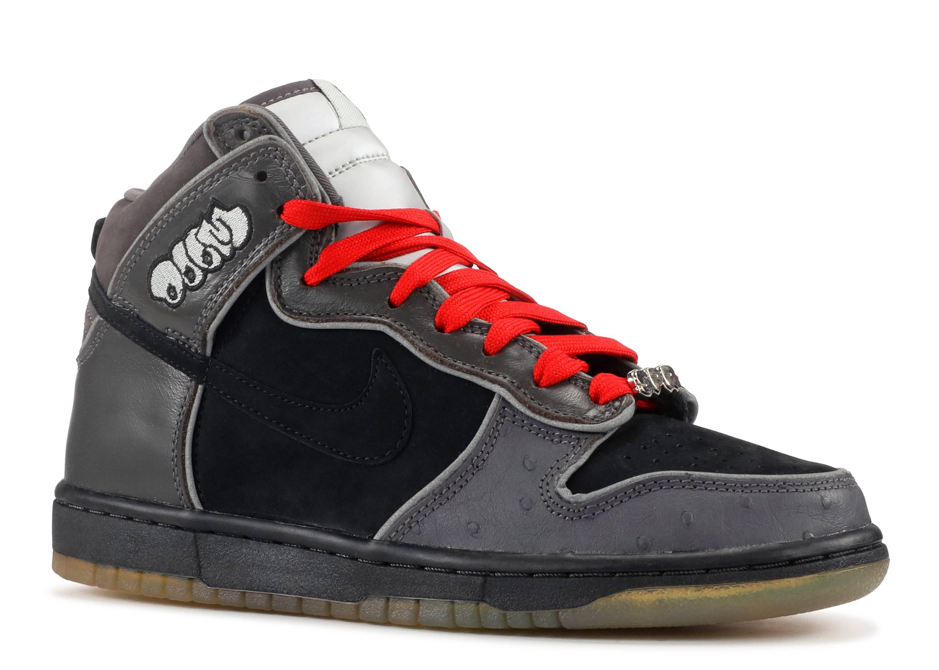 Nike Dunk High Sb Premium 'mf Doom' for