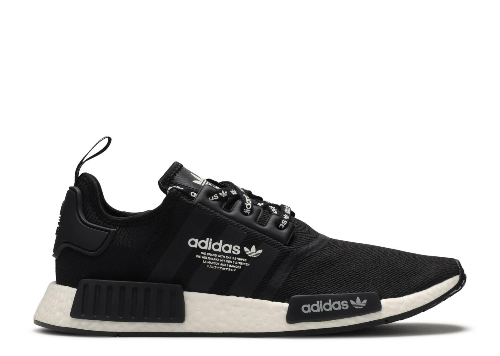 adidas Rubber Nmd R1 Running Shoes in