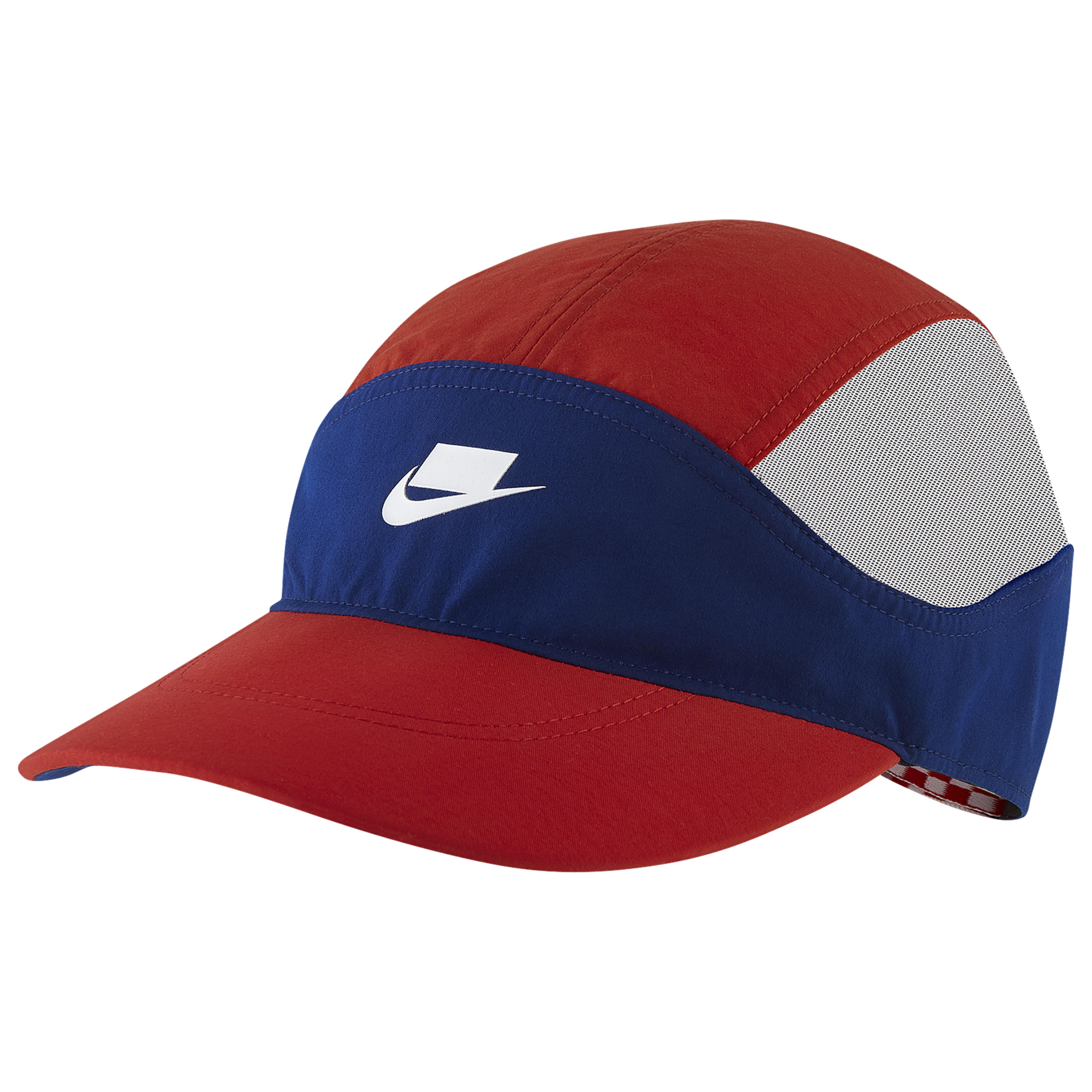 Nike Synthetic Tailwind Cap in Blue/Red