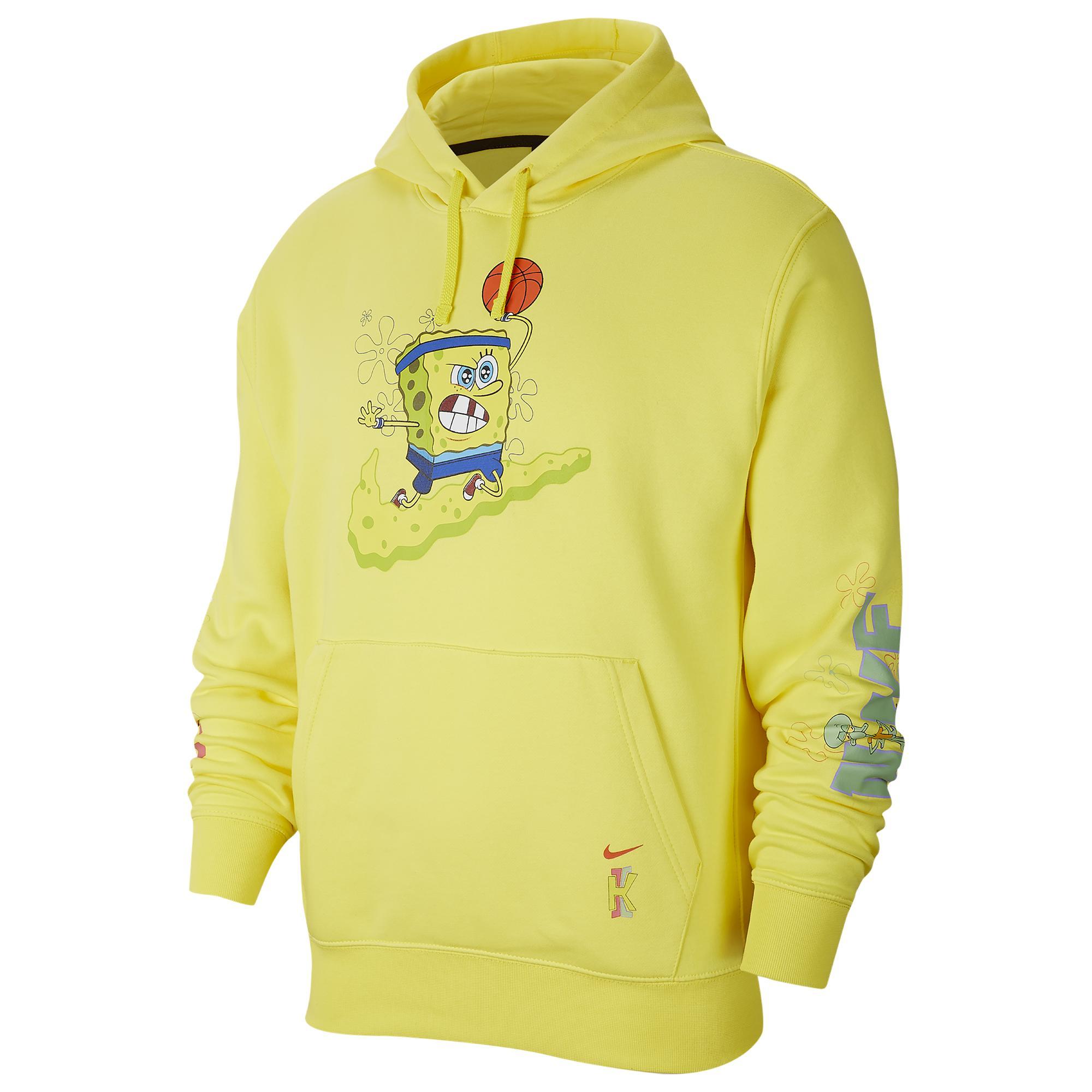 Kyrie Spongebob Pullover Hoodie