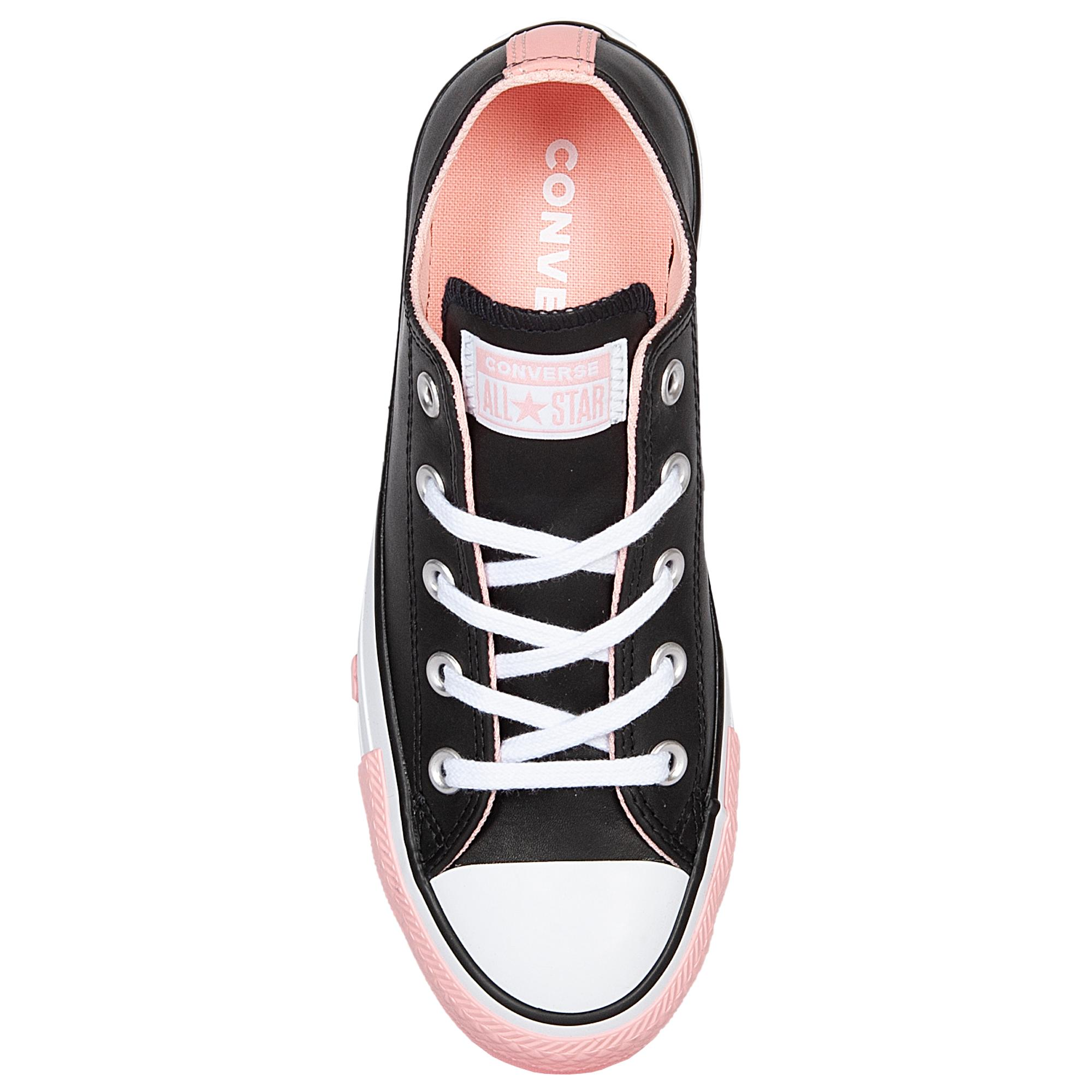 Converse Leather All Star Love The