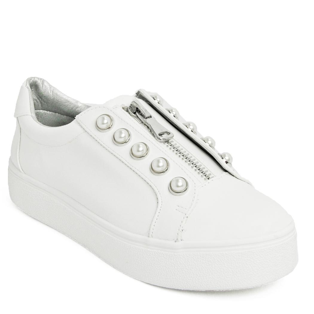 Release Dates Online Outlet Huge Surprise Steve Madden Cliff Sneaker(Women's) -Yellow Multi Fabric/Leather Sast Sale Online hGGxa