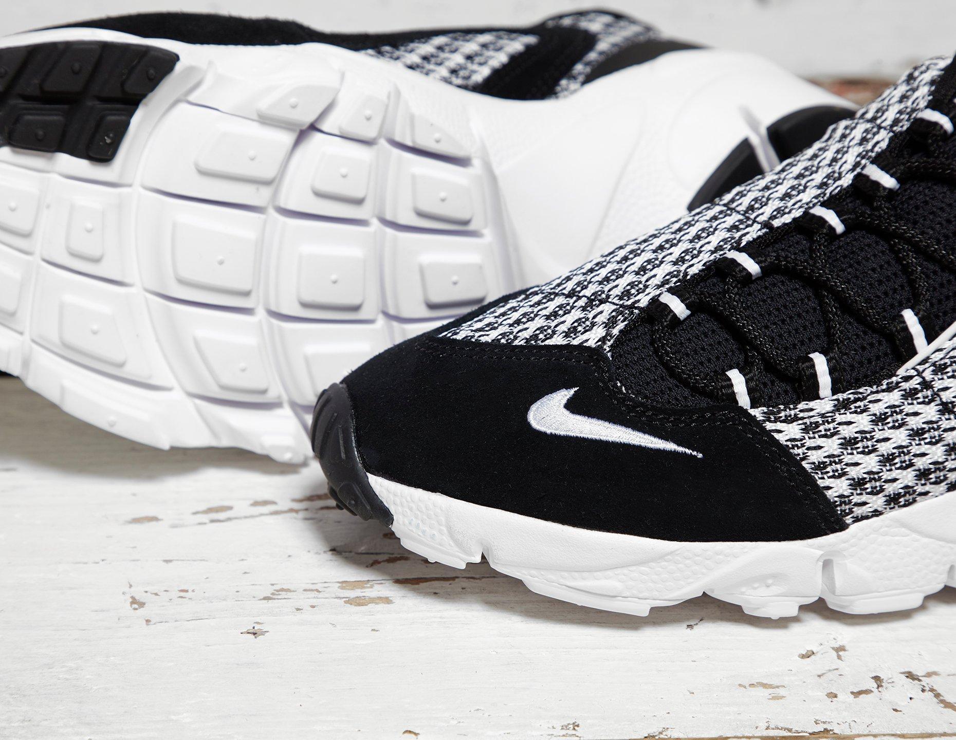 Nike Black Footscape New Motion