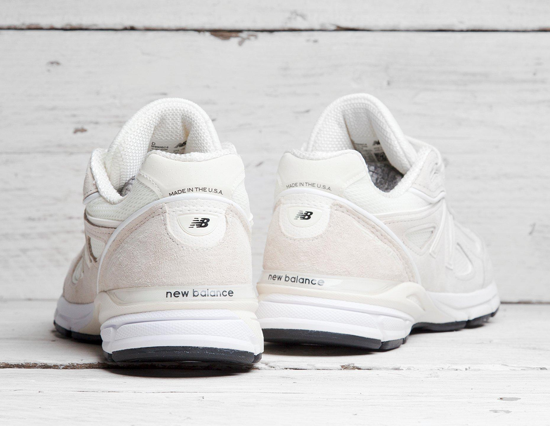 official photos a9286 eae02 New Balance !990 Stussy in White for Men - Lyst