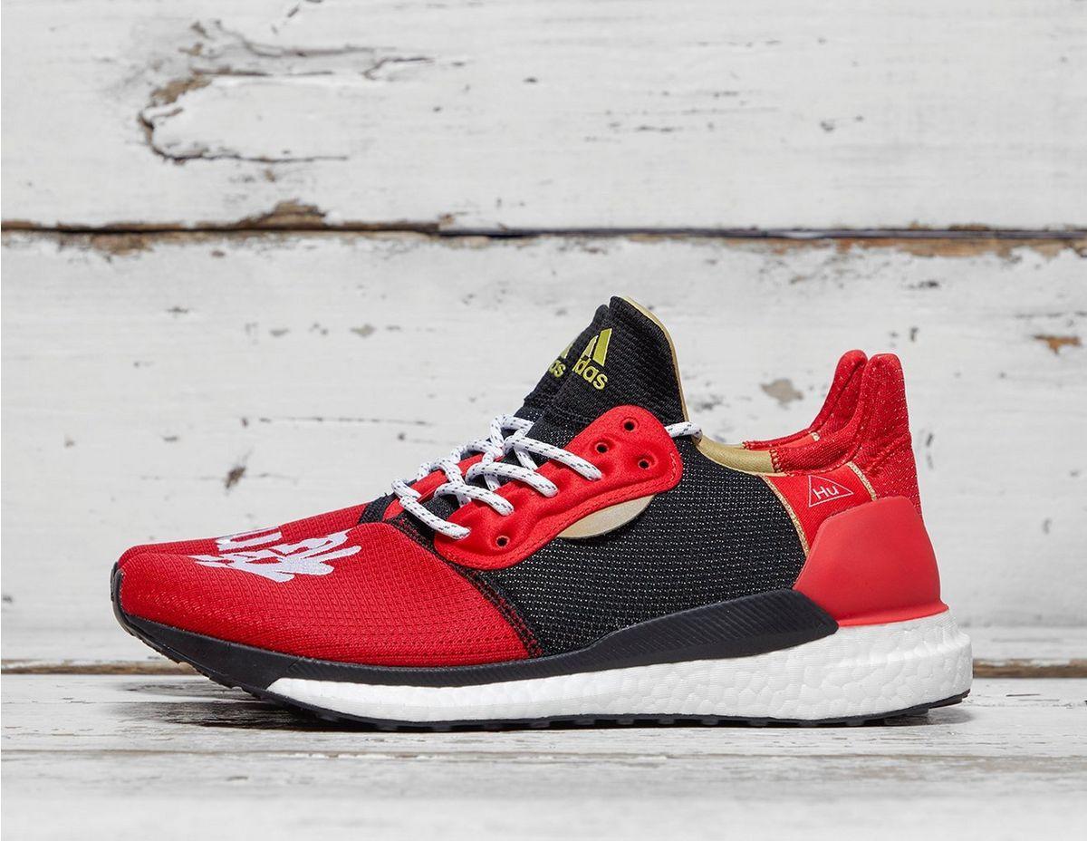 f232671d7 Lyst - adidas Originals By Pharrell Williams Solar Hu Glide  cny  in ...