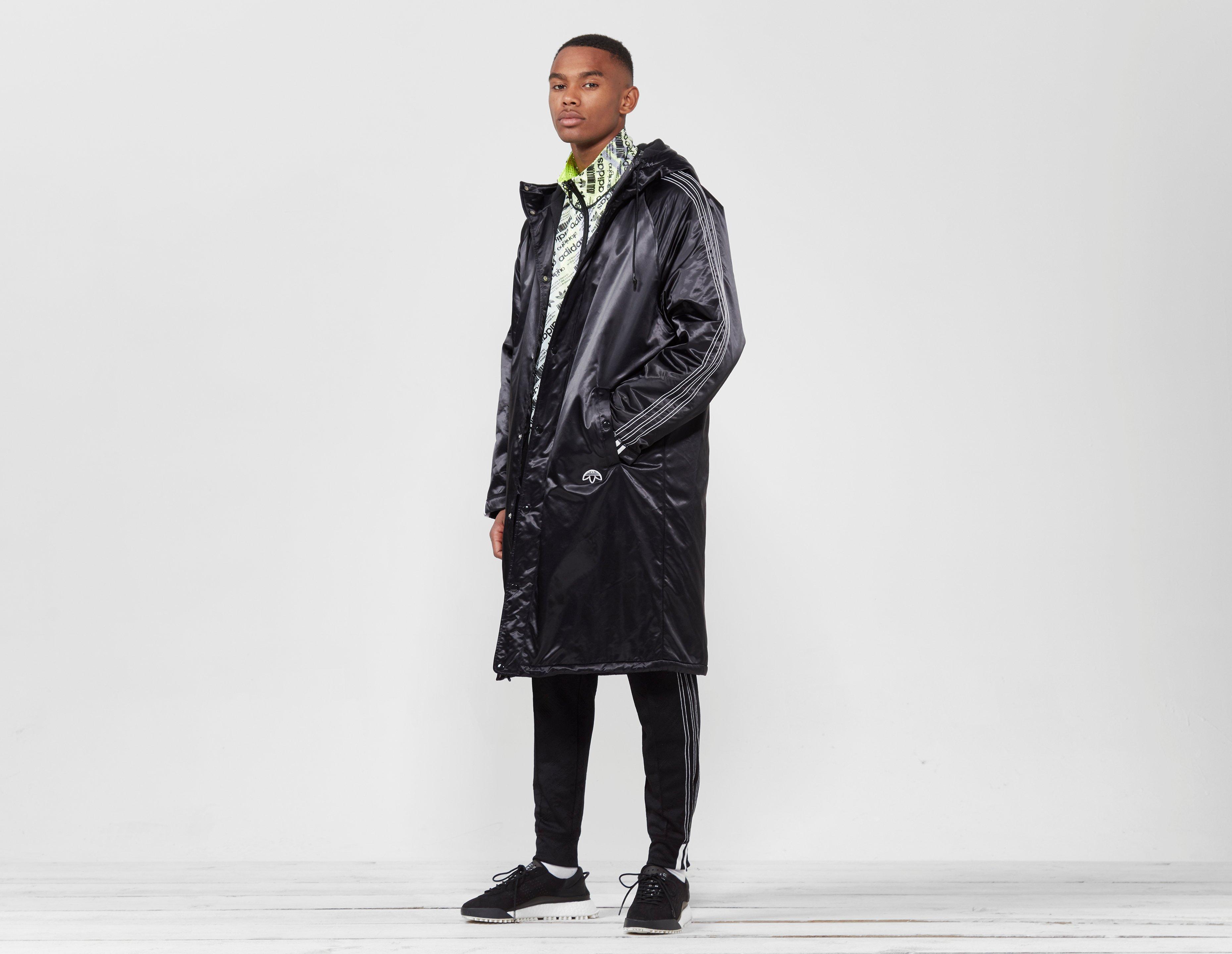 88b1d983b329 Lyst - Adidas Originals By Alexander Wang Stadium Jacket in Black ...