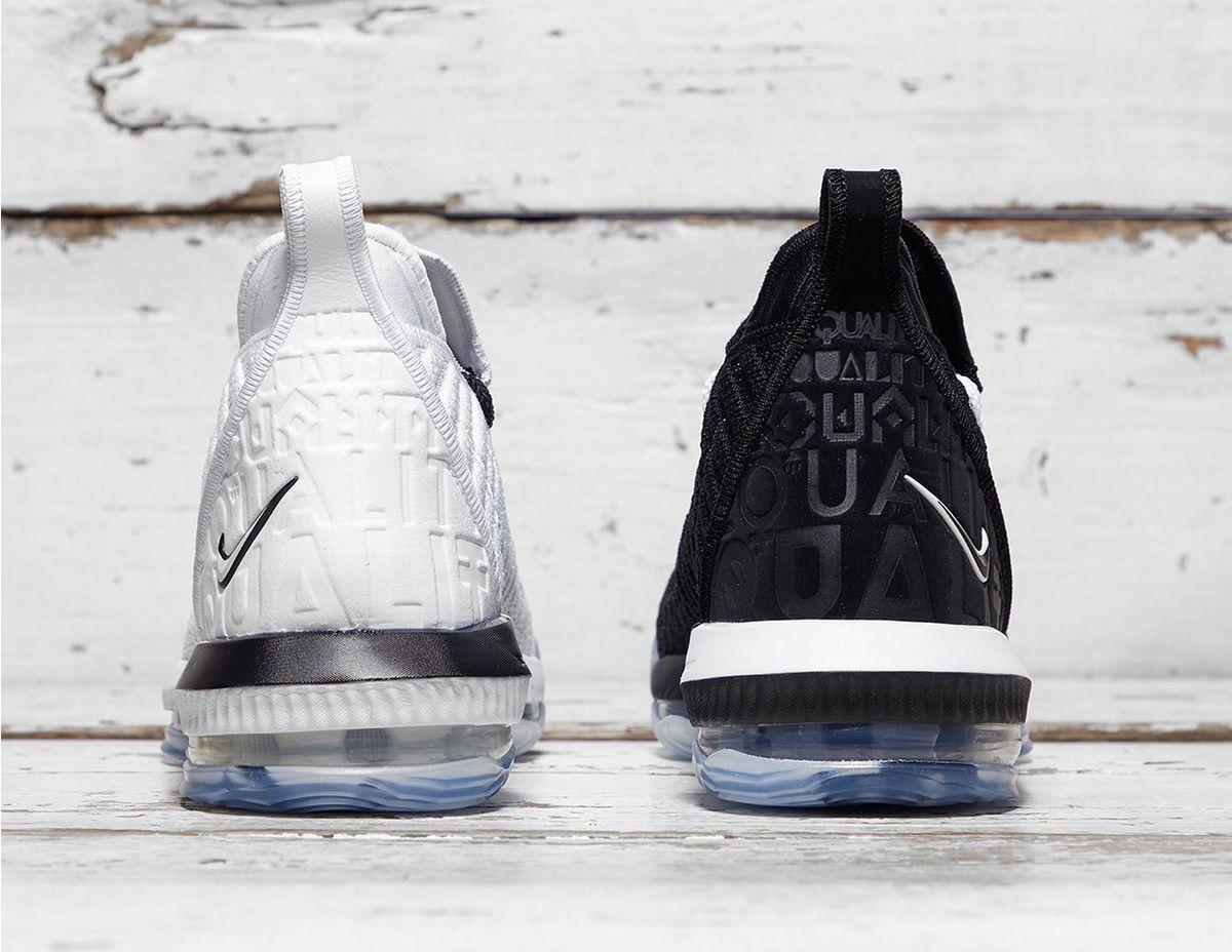 b4dcb7b943a Nike Lebron Xvi  equality  Qs in White for Men - Lyst