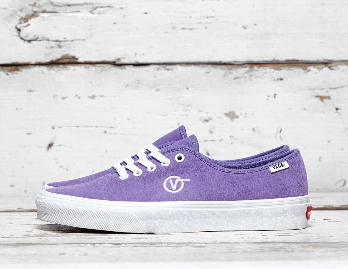 c1608785b77 Lyst - Vans Authentic One Piece Circle V in Purple for Men