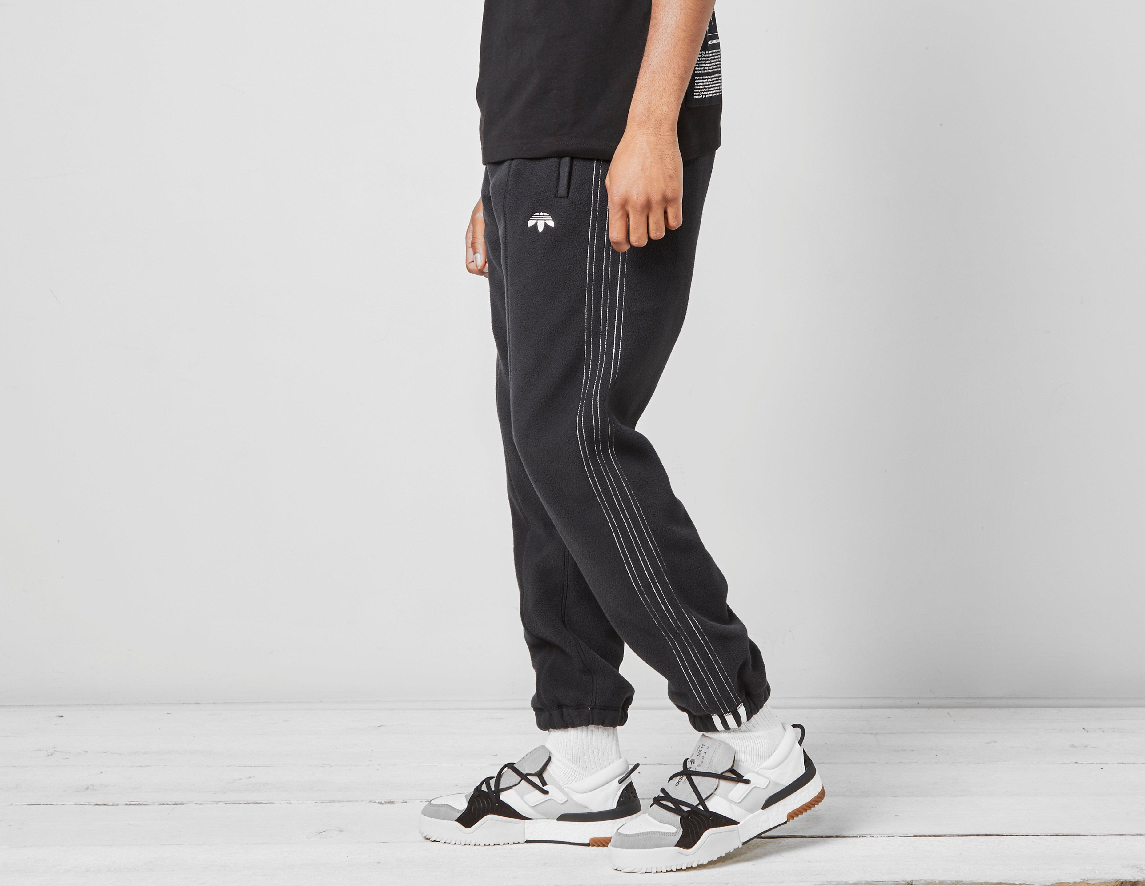 998482ecdd4427 ... buy popular Adidas Originals By Alexander Wang Polar Jogger in Black  for Men - Lyst 52d89 ...