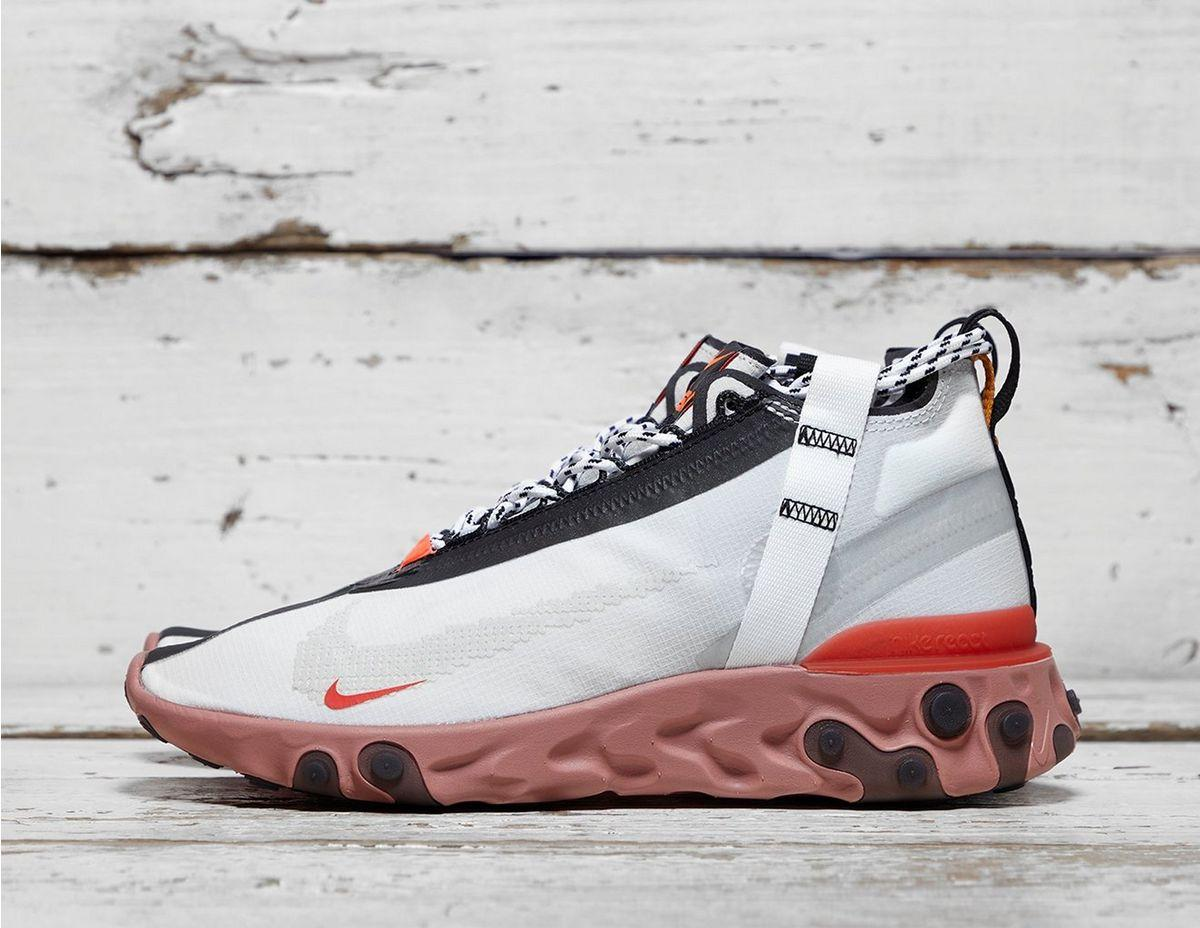 98138aa392d4ae Lyst - Nike React Lw Wr Mid Ispa in White for Men
