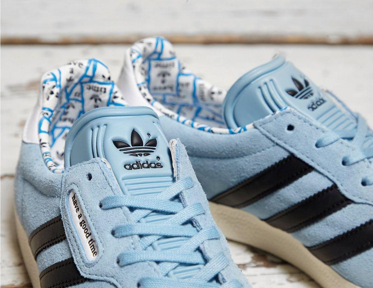 12712bcce972 Adidas Originals Have A Good Time   Lyst adidas originals have a good time  gazelle super