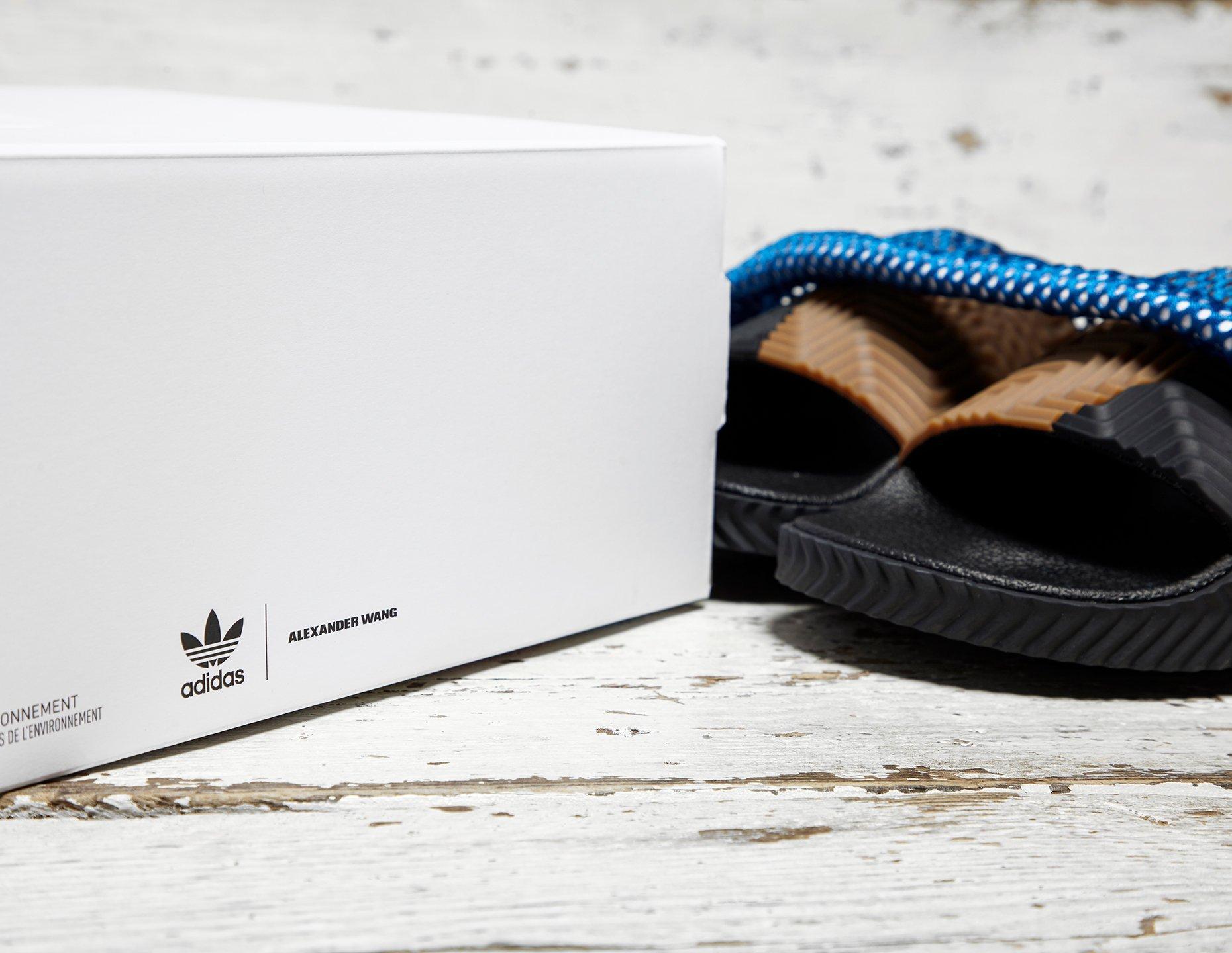 aeb894cd2 adidas Originals By Alexander Wang Adilette Slide - Lyst