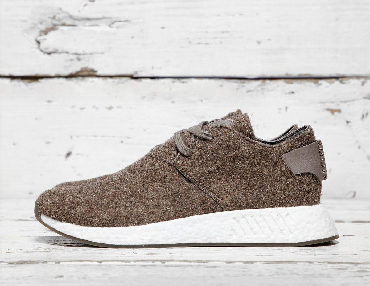84f14b719bb16 Lyst - adidas Originals By Wings+horns Nmd C2 in Brown for Men ...
