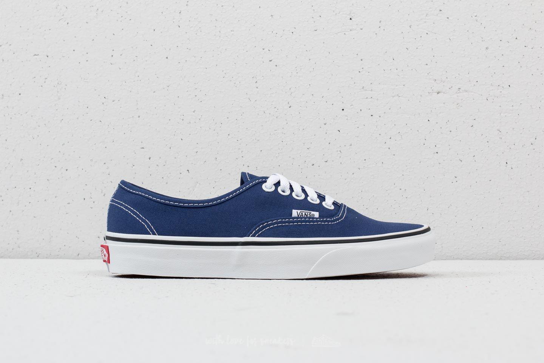 fd8043347463fc Lyst - Vans Authentic Estate Blue  True White in Blue for Men