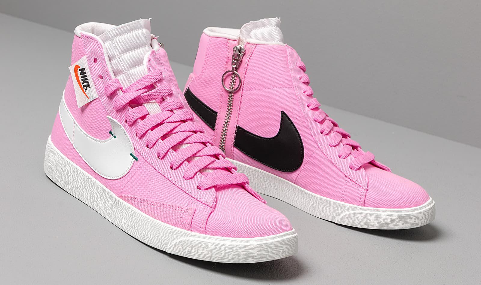 Nike W Blazer Mid Rebel Psychic Pink