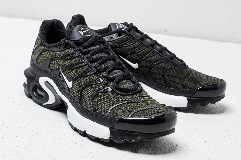 5fee8b86b0 Lyst - Nike Air Max Plus (gs) Sequoia  White-black in Black