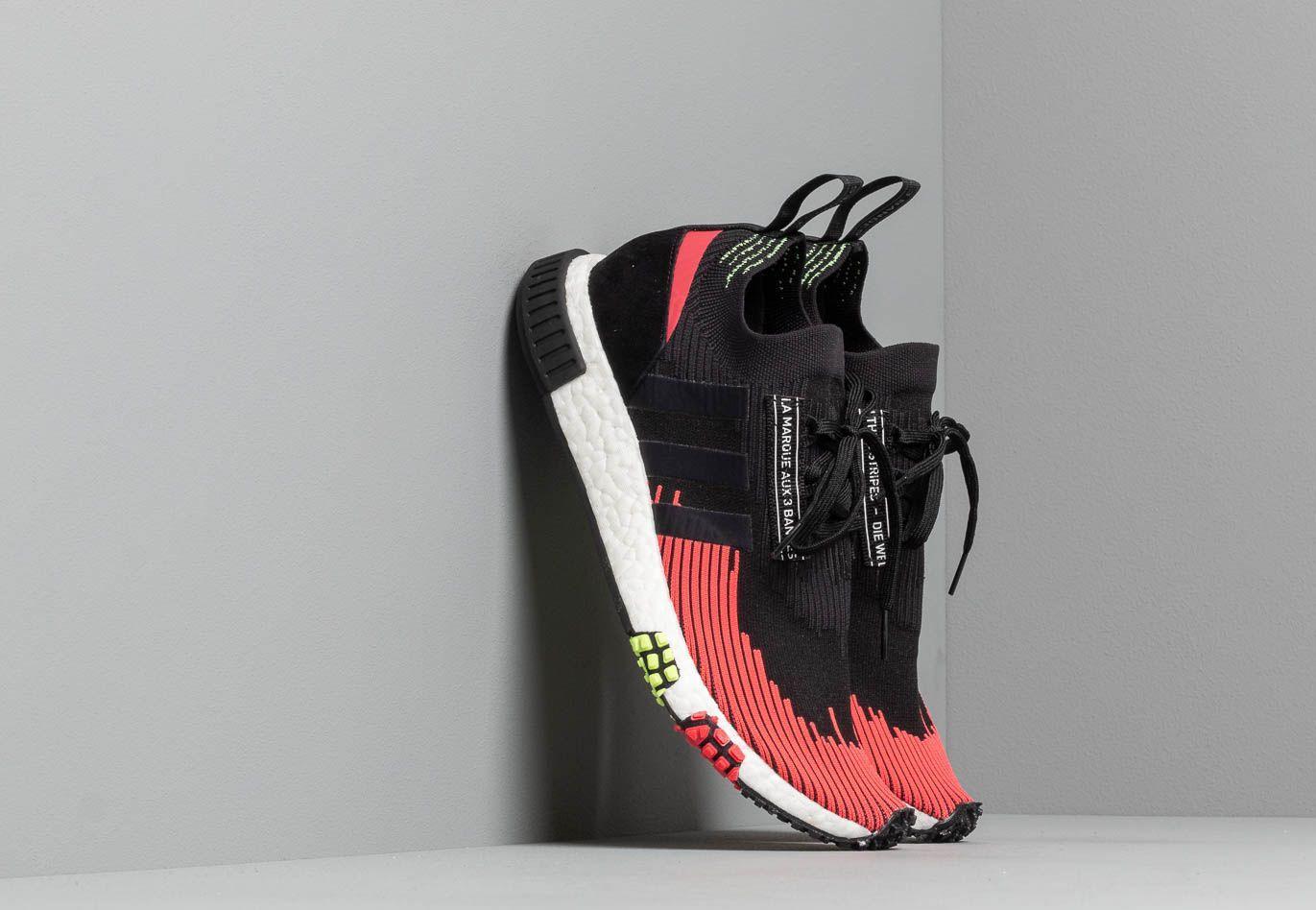 80d9f09911f11 Lyst - adidas Originals Adidas Nmd racer Pk Core Black  Core Black ...