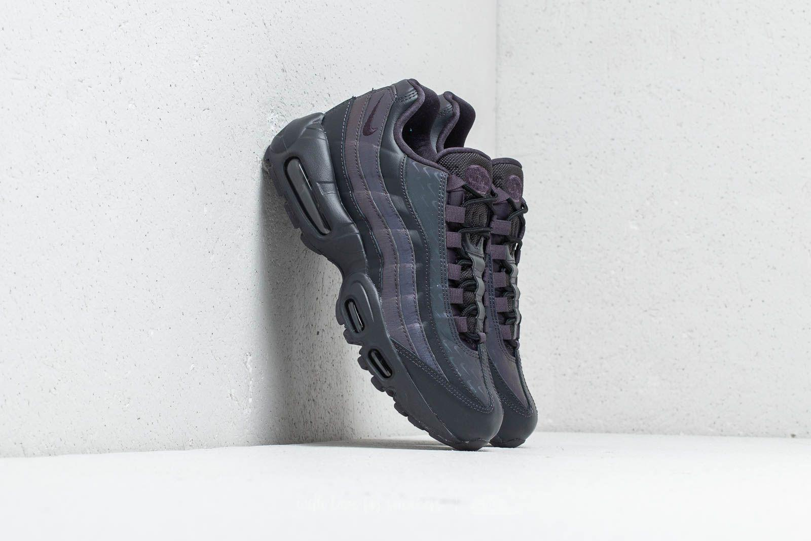 best shoes low price in stock Wmns Air Max 95 Lx Oil Grey/ Oil Grey-oil Grey