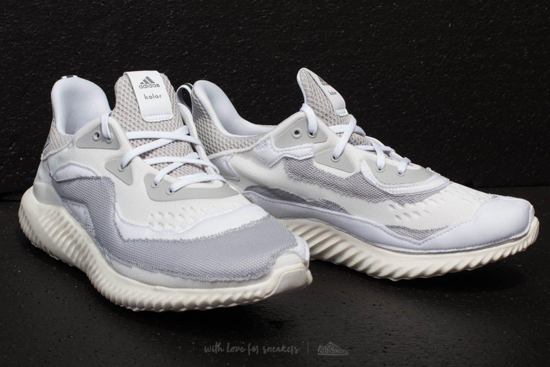 lyst footshop adidas alphabounce (kolor) grauer / leicht fester