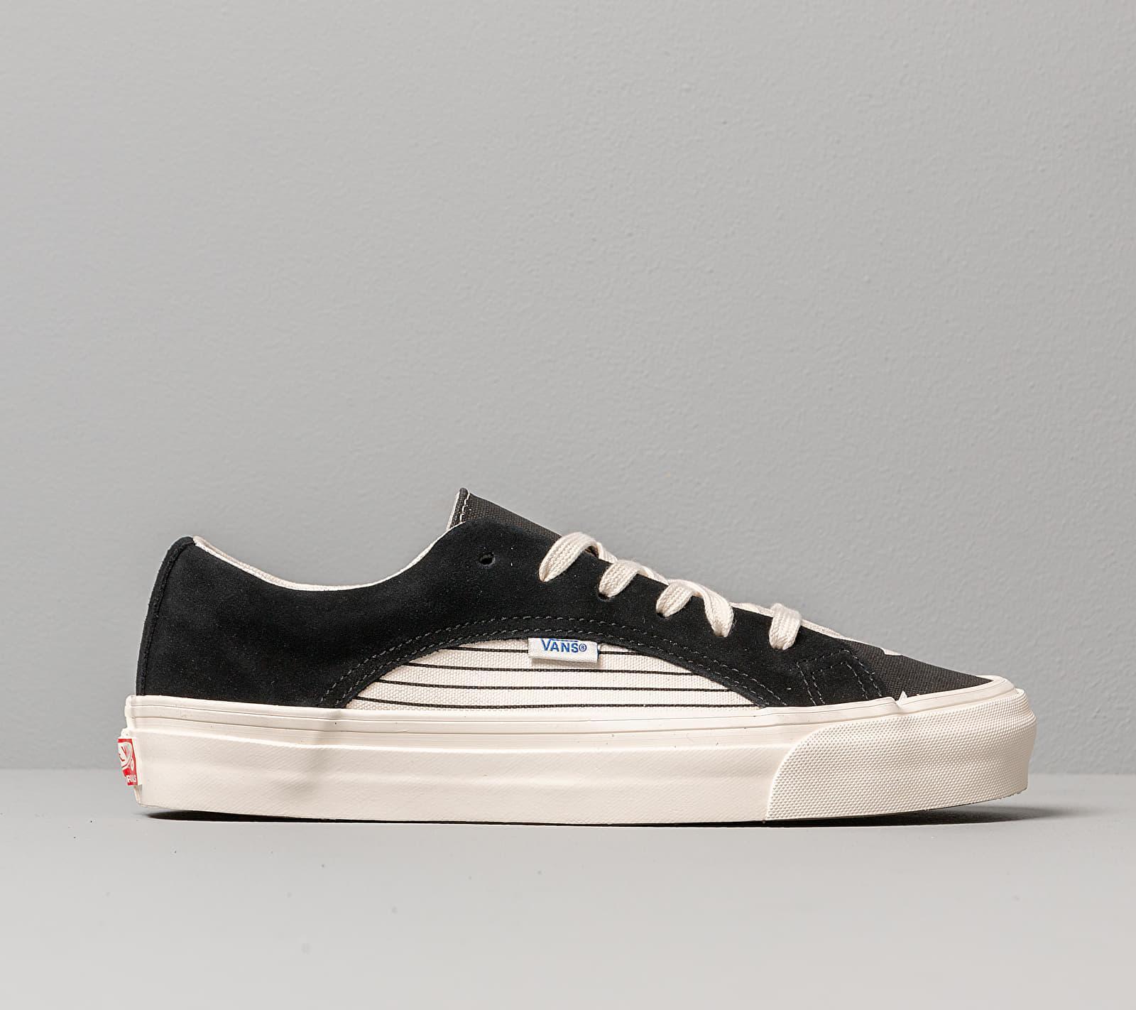 OG Lampin LX (Suede/ Canvas) Black/ Mars Vans