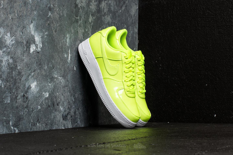 Nike Rubber Air Force 1 07 Lv8 Uv Volt
