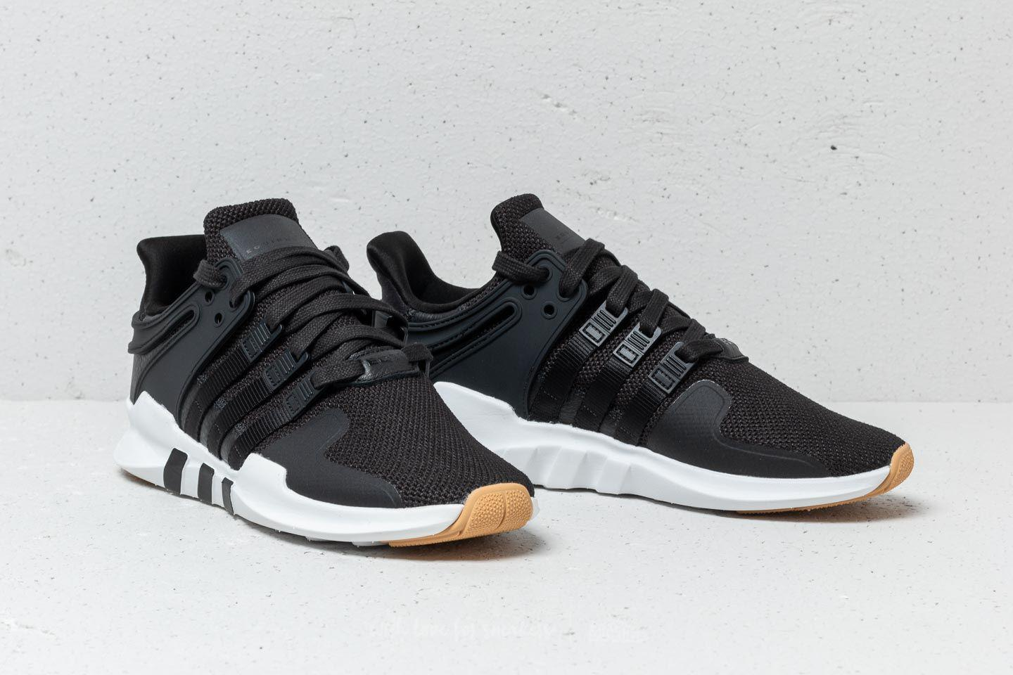 8044ef258311 Lyst - adidas Originals Adidas Eqt Support Adv Core Black  Ftw White ...