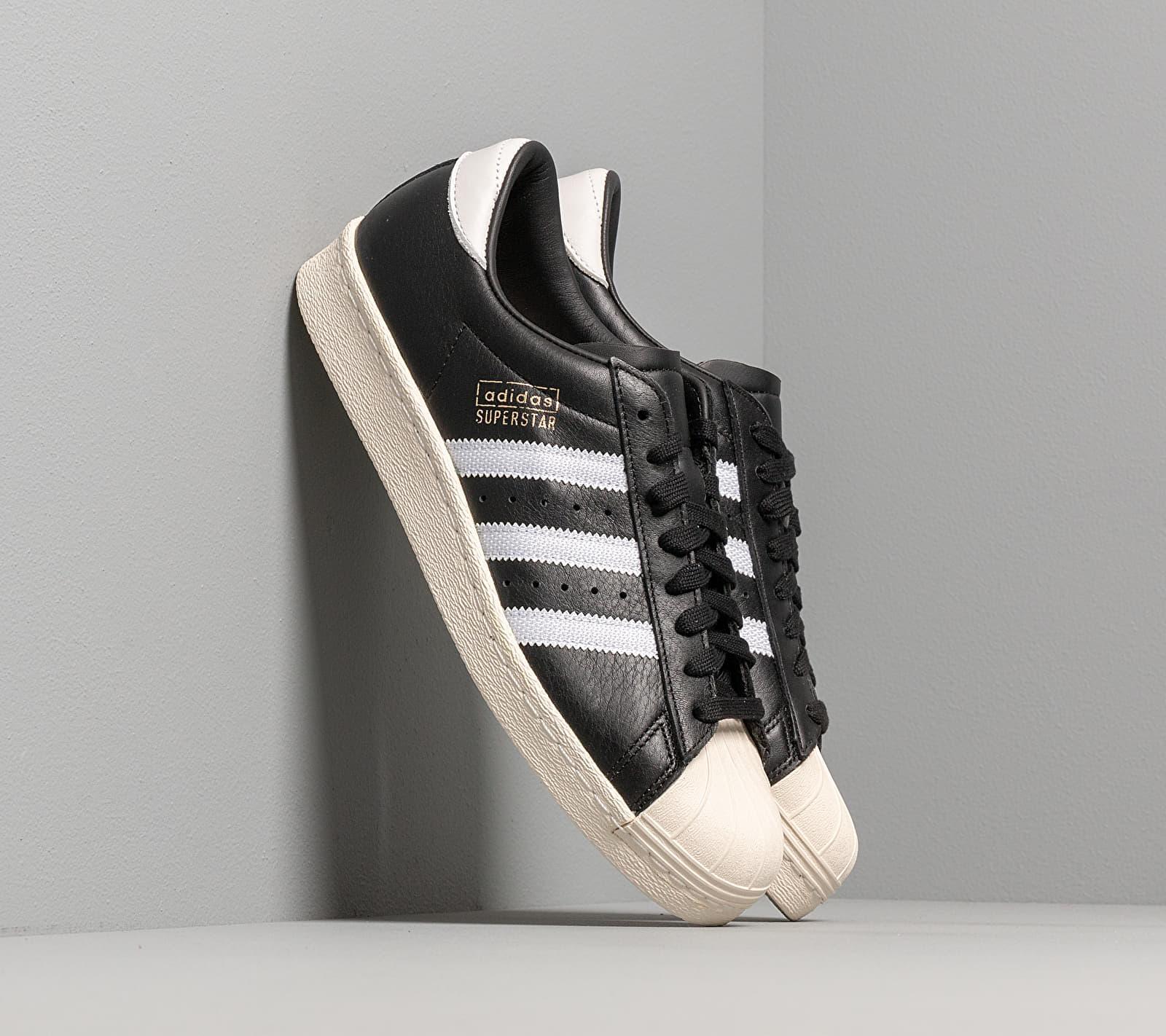 adidas Originals Rubber Adidas Superstar Og Core Black/ Ftw White ...