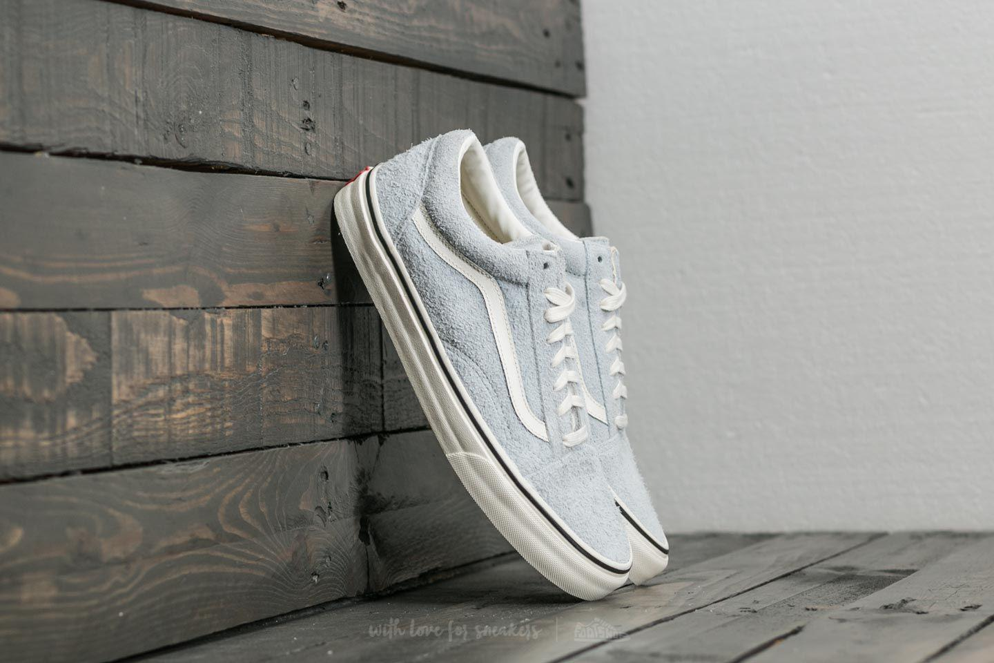 121804f38d1 Men s Old Skool (fuzzy Suede) Ballad Blue. See more Vans Sneakers.