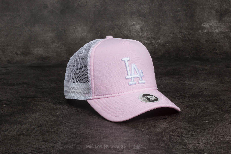 94f73a43 Lyst - KTZ 9forty Women Mlb Oxford Aframe Los Angeles Dodgers ...
