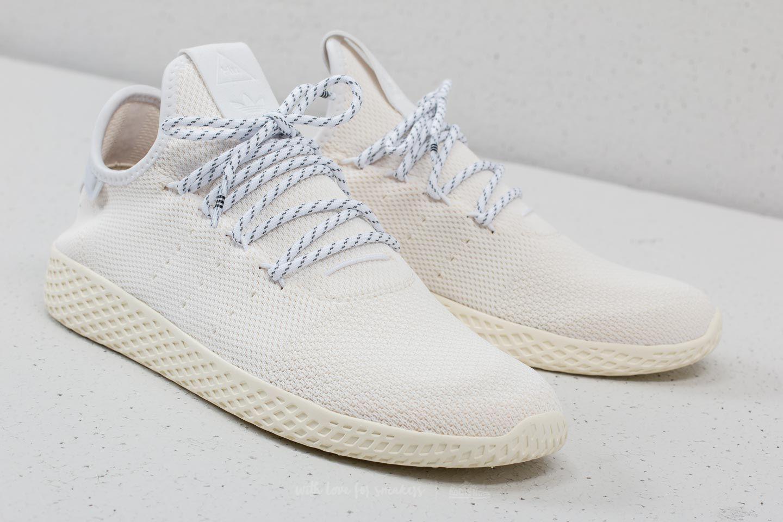 new styles 80ae1 b2003 Men's Adidas X Pharrell Williams Human Race Holi Tennis Bc Cream White/  Cream White/ Ftw White