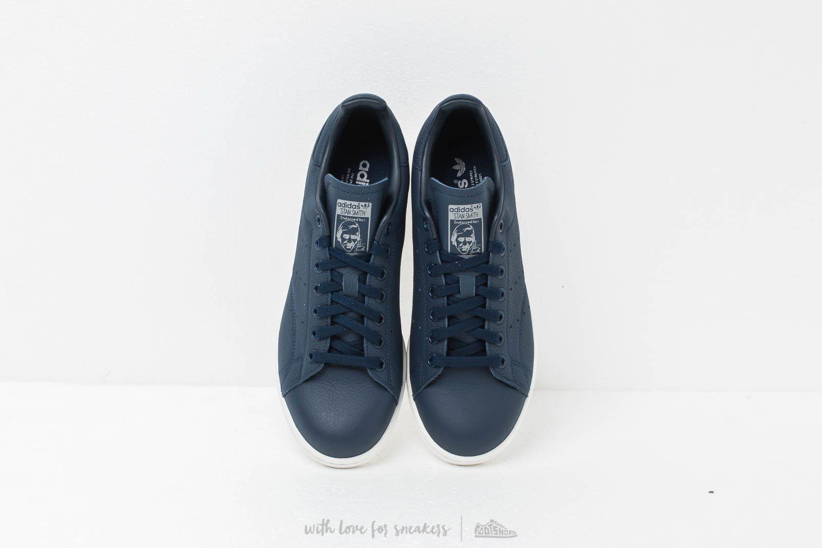 ... Adidas Stan Smith Core Navy  Crystal White  Grethr for Men. View  fullscreen bcb011f53