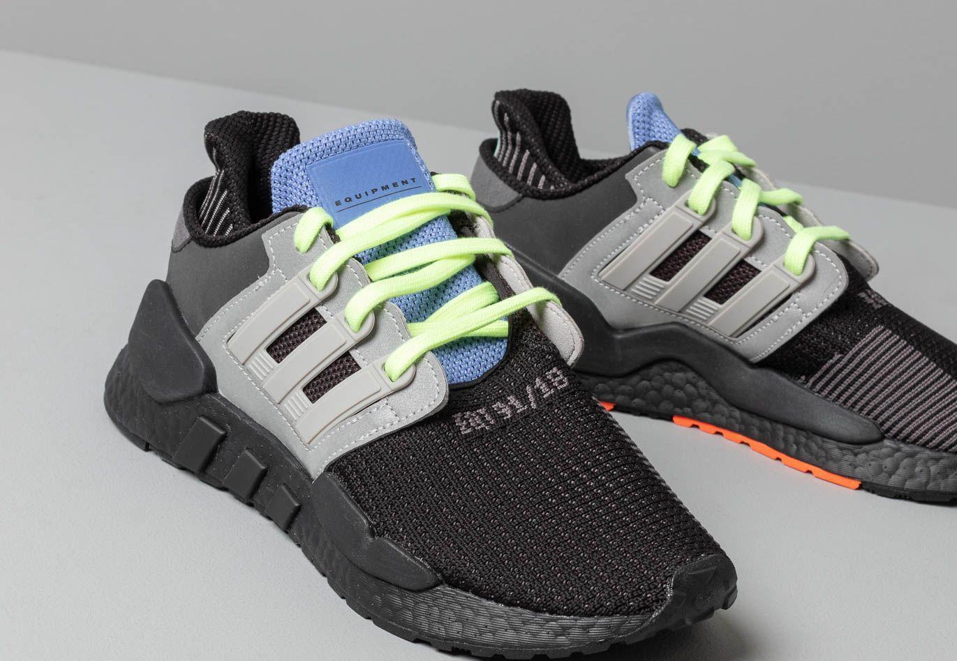 edb550dd5ffdf Adidas Originals - Adidas Eqt Support 91 18 Core Black  Grey Two  Real.  View fullscreen