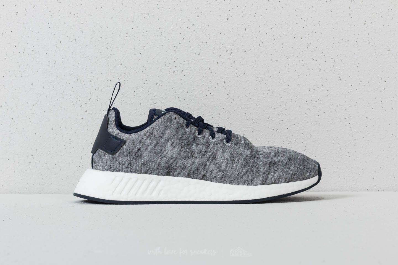 adidas Originals x UA&SONS Herren NMD_R2 Sneakers Mittelgraumeliert