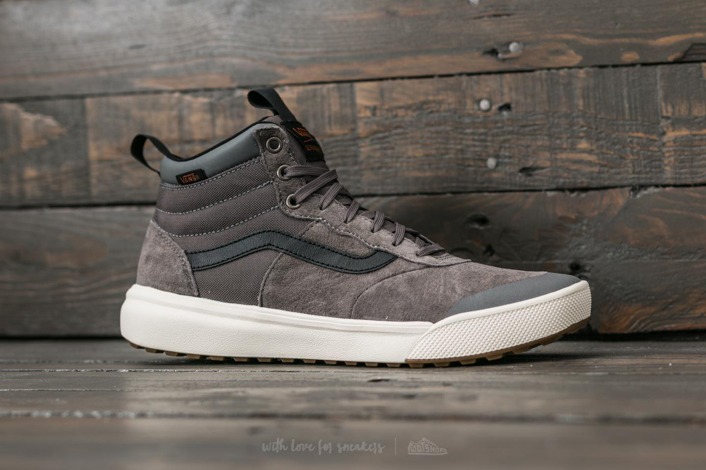 Lyst - Vans Ultrarange Hi (mte) Pewter for Men 835227871
