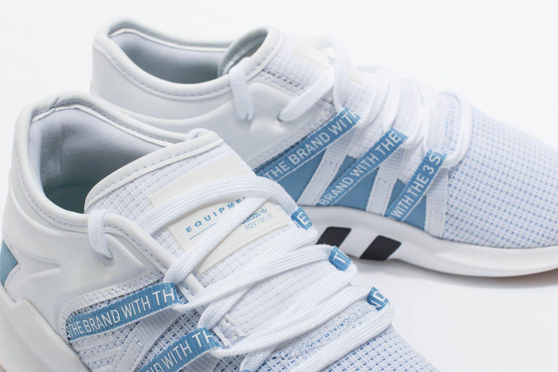 new products b0432 5a94d Adidas Originals - Adidas Eqt Racing Adv W Ftw White Ash Blue Core Black.  View fullscreen