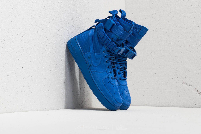 Air Force 1 High 'Royal Blue'