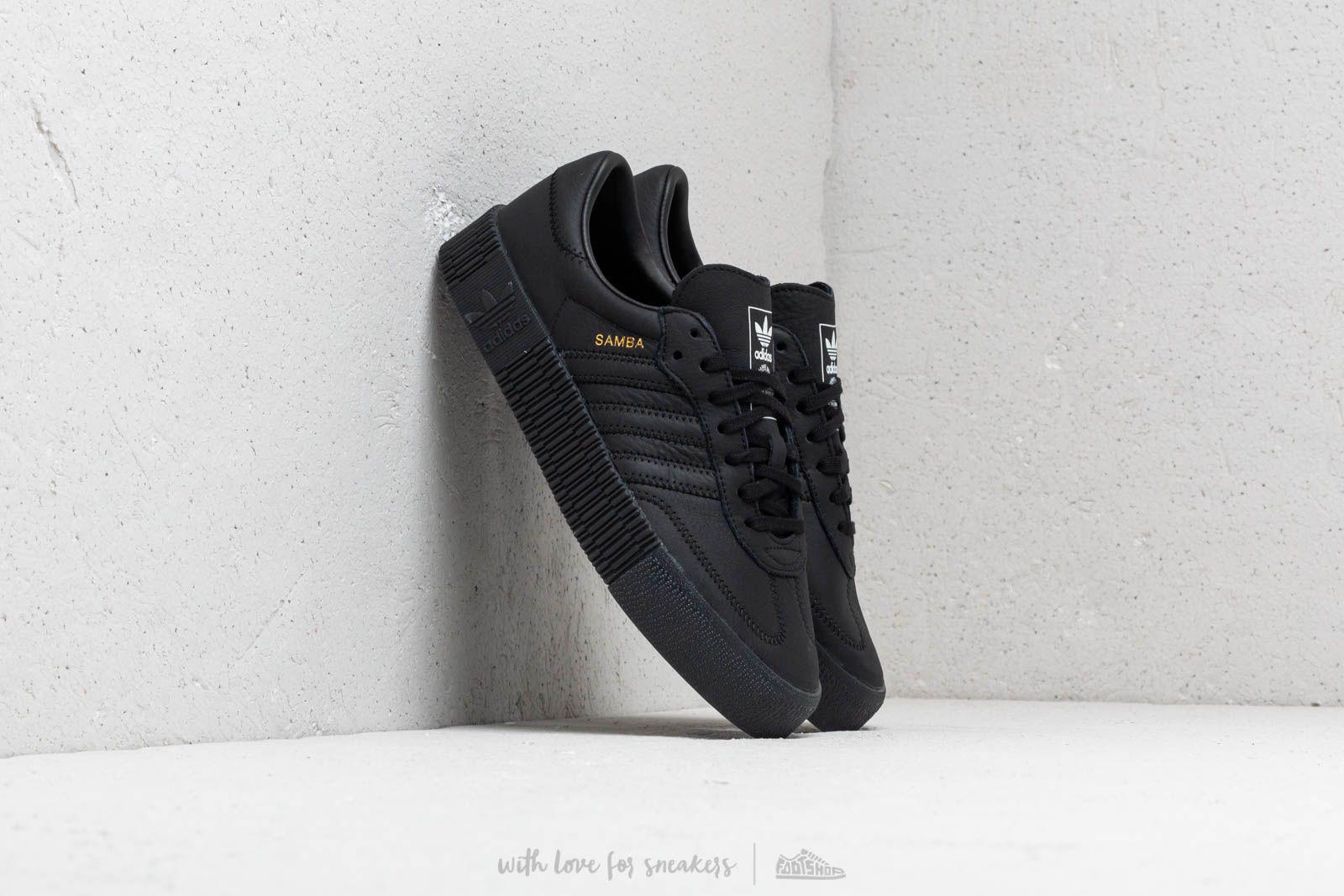 adidas sambarose w noir